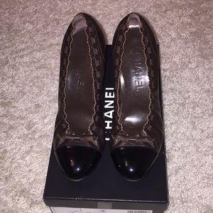 💯 Authentic Chanel Pumps, Size 38